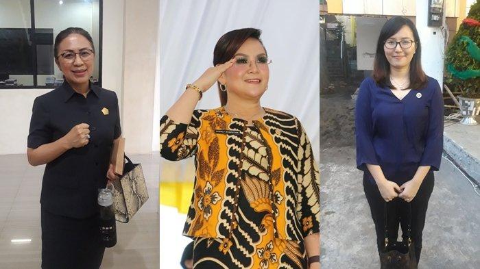 Tiga Srikandi Bakal Bersaing di Pilwako Tomohon 2020, Ada SAS, Miky Wenur, dan Jilly Eman