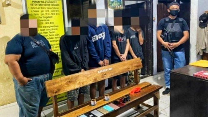 Niat Hanya Amankan Pemuda Ngelem, Tim Anoa Polres Kotamobagu Malah Bongkar Kasus Pencurian
