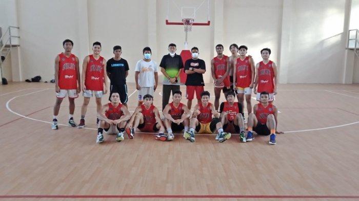 Tim Basket PON Sulut Sulit Cari Lawan Tanding, Akibat Pandemi Covid-19