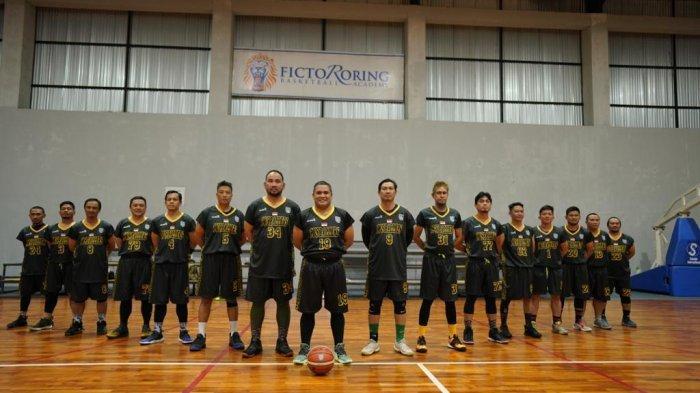 Tour Provinsi Sulut Tim Basket dari Gorontalo The 90's Ballers