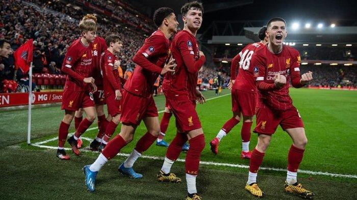 Tim Bocah Liverpool Pecahkan Rekor Starting XI Termuda,Curtis Jones Jadi Kapten Termuda