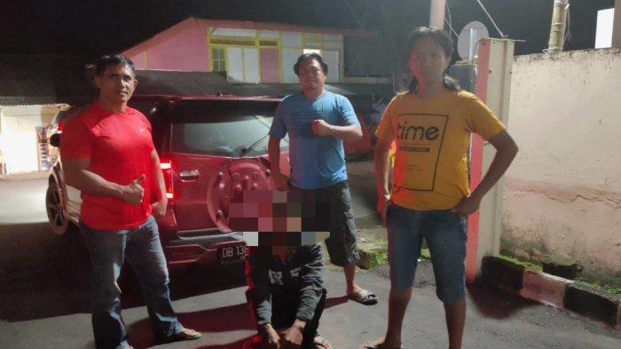Kulo Diduga Aniaya Refil Pakai Sajam, Sudah Diamankan Polisi