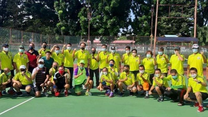 Untuk kesekian kalinya Tim Cerdas Tenis Lapangan Kota Manado binaan DR G.S Vicky Lumentut, akhirnya berhasil merebut Juara pertama di Turnamen KTS GrandSlam Open 2020 setelah di Partai Final Sabtu (05/12) kemarin di Lapangan Pengda Pelti Sulut Sario Manado berhasil melumat utusan Kotamobagu dan Minahasa.