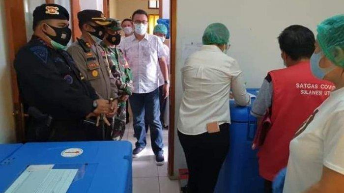 Kabupaten Minahasa Selatan Kembali Zero Pasien Covid-19, Erwin Schouten: Tapi Tetap Harus Waspada