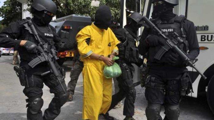 Teroris JAD Ketahuan akan Bom Gereja hingga Polres Merauke, 11 Orang Terduga Ditangkap Densus 88
