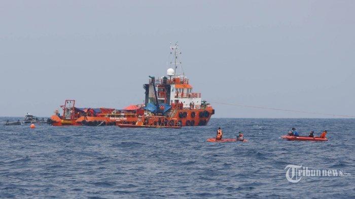 Seorang Penyelam Dikabarkan Meninggal Dunia saat Proses Pencarian Pesawat Lion Air PK-LQP
