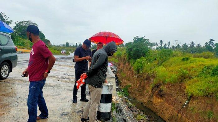 Inspektorat Provinsi Sulut, Evaluasi Pembangunan Jembatan di Jalan Soekarno