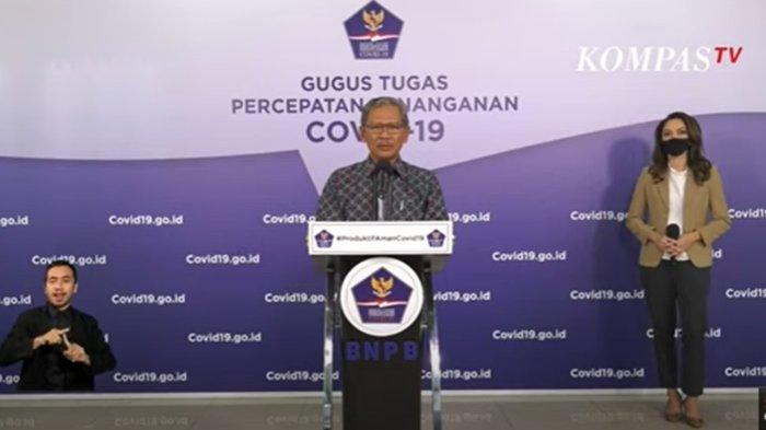 UPDATE COVID-19 Indonesia Minggu 19 Juli 2020 Bertambah 1.639 Kasus,127 Pasien Meninggal