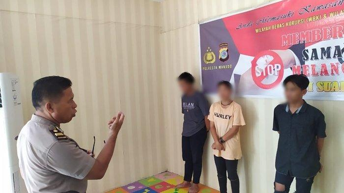 BREAKING NEWS - Tim Paniki Tangkap Terduga Mucikari Prostitusi Online