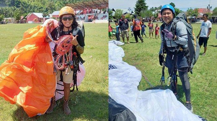 Disparbud Bolsel Tetapkan Gunung Kolawak dan Momalia Sebagai Spot Paralayang Pertama di BMR
