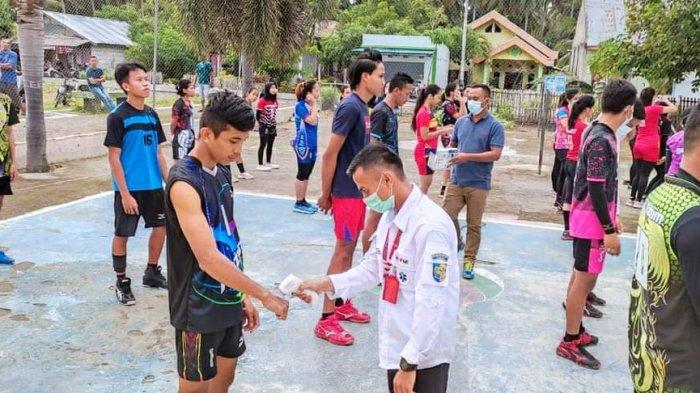PBVSI Bolmut Targetkan Raih Medali Emas di Ajang Porprov Sulut 2021