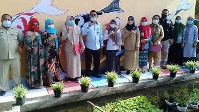 SMP N 5 Lolayan Siap Bersaing di Lomba Adiwiyata tingkat Kabupaten Bolmong