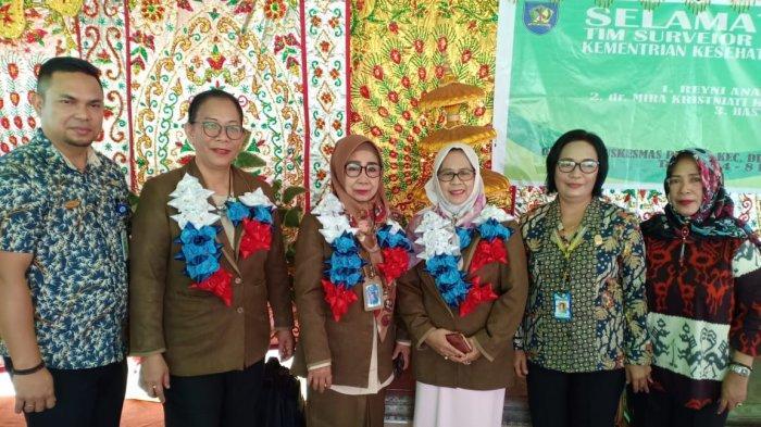 Tim Penyurvei FKTP Kunjungi 2 Puskesmas di Kabupaten Ini