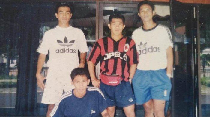 Kenangan Allen Mandey Tentang Leo Soputan, sang Kapten Generasi Emas Sepakbola Sulut