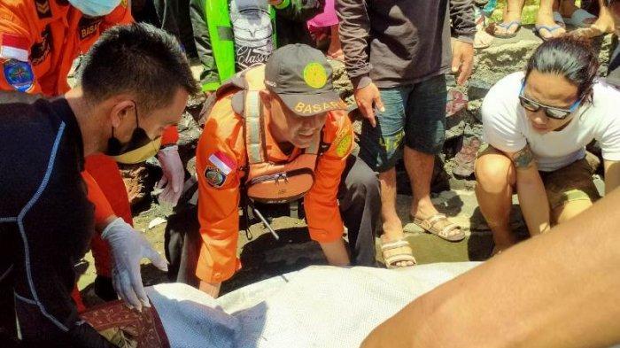 Tim SAR Gabungan Temukan Agli Tambengi Sudah tak Bernyawa, Korban Hanyut di Sungai Tondano