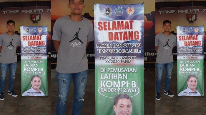 Tim Sepak Bola Sulut Berpeluang Lolos ke PON Papua, Toni : Main di Manado
