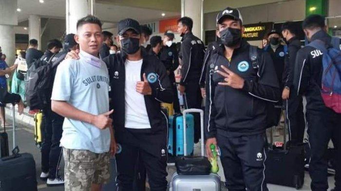 Jalani Training Camp, Tim Sulut United Bertolak ke Jogjakarta