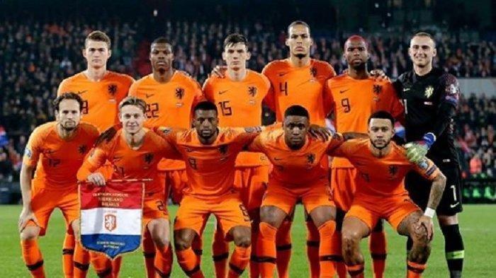 Hasil UEFA Nations League - Timnas Belanda vs Inggris (3-1), Pasukan Oranye Melaju Ke Final