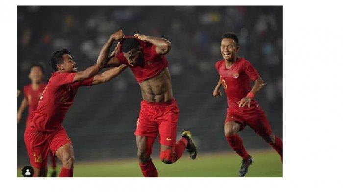 Jadwal Turnamen Persahabatan Timnas U-22 Indonesia di China