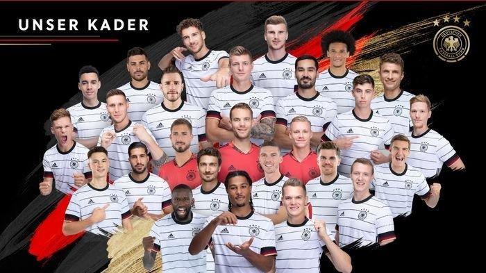 Timnas Jerman. Prediksi Line Up Prancis Vs Jerman Euro 2020, Adu Kuat Dua Klub Juara Dunia