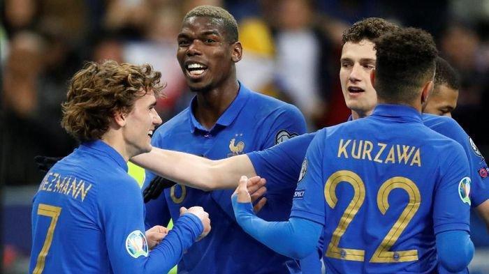 Timnas Prancis Dapatkan Hasil Memalukan Dalam Lanjutan Kualifikasi Euro 2020