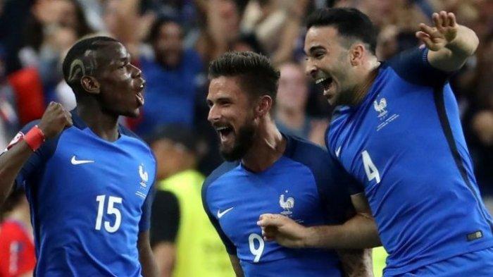 Modal Terbaik Timnas Prancis untuk Langkahi Uruguay dan Lolos ke Semifinal