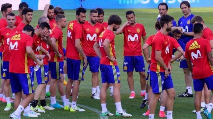JADWAL Grup E Euro 2020: Timnas Spanyol Syok Busquets Positif Covid, Tolak Laga Uji Coba