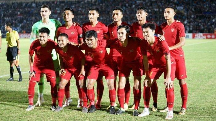 LINK Live Streaming Merlion Cup 2019 Timnas U-23 Indonesia vs Fhilipina, live di Indosiar Sore Ini