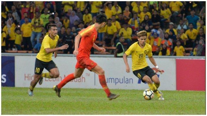 Sukses Imbangi China pada Duel Penutup, Timnas Malaysia Tetap Tak Lolos ke Putaran Final