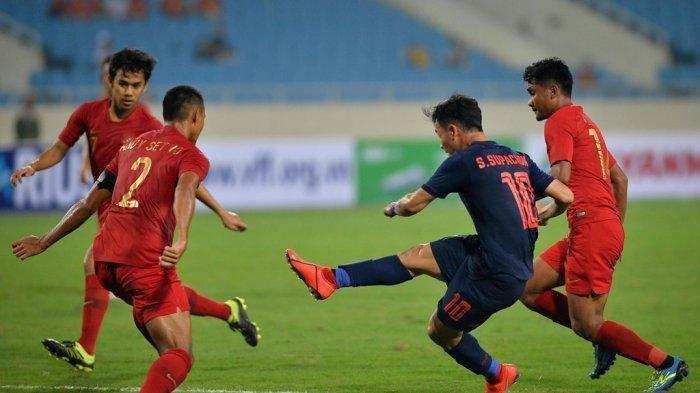 Jadwal & Prediksi Timnas U23, Perebutan Juara 3 Indonesia vs Filipina Merlion Cup 2019 Live Indosiar