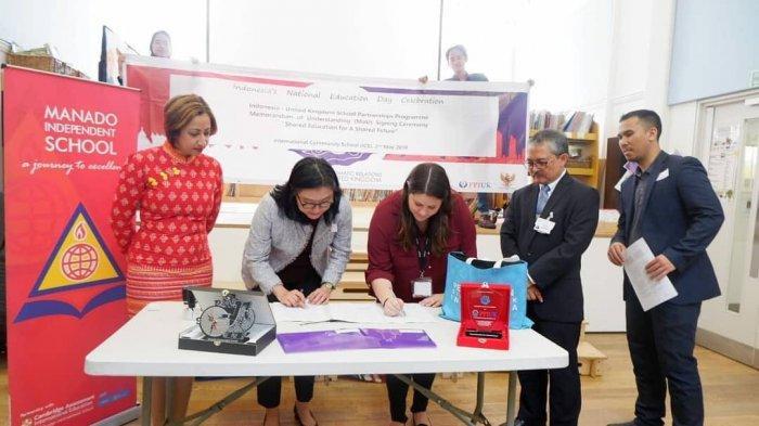 Tingkatakan Mutu Pendidikan, MIS Jalin Kerja Sama dengan Sekolah di United Kingdom