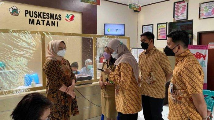Tinjau Pelayanan Prima, Dewan Pengawas BPJS Kesehatan Kunjungi Faskes BPJS Tondano