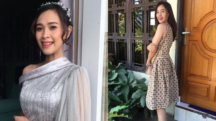 Gadis Cantik Tirza Longkutoy Rindu Beribadah di Gereja