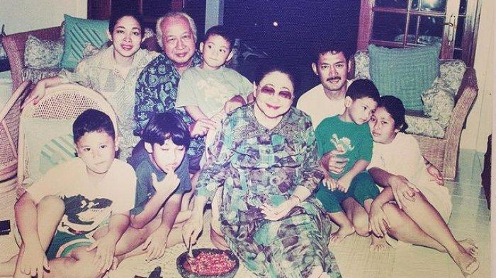 Potret Kediaman Soeharto di Solo, Bergaya Kraton Bekas Rumah Ratu, Simpan Banyak Hal Mistis