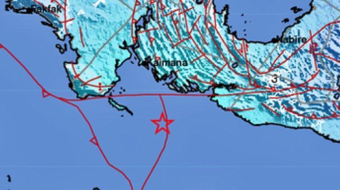 Gempa 5 9 Sr Selasa 2 Agustus 2021 Pukul 13 01 Wita Info Bmkg Ini Lokasi Pusat Gempa Tribun Manado