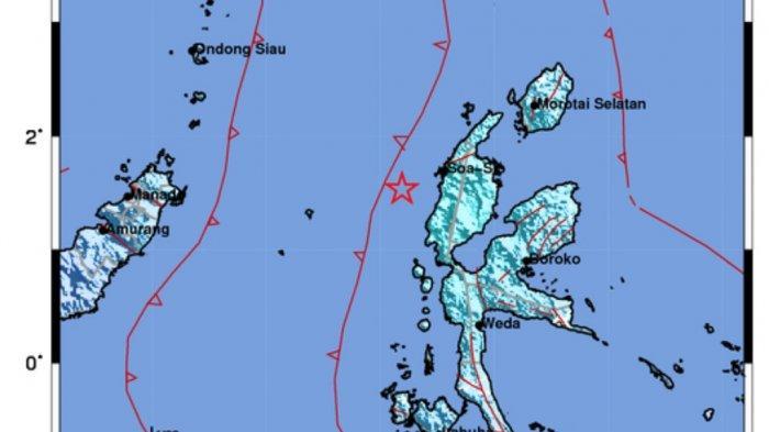 Gempa Pagi Ini Rabu (5/5/21), Info BMKG Ini Magnitudo dan Lokasinya