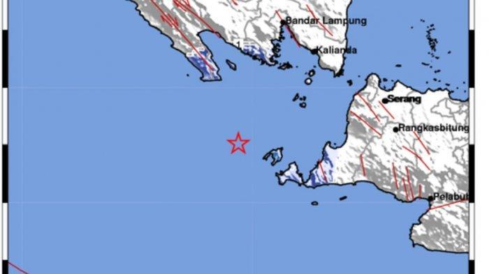 Gempa Tadi Malam di Laut Pukul 23.18 Wita, Info BMKG 3 Daerah Diguncang, Ini Lokasi dan Magnitudo
