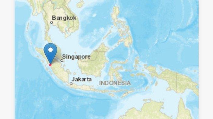 Info Gempa Terkini Sabtu 12 Juni 2021 Guncang Daratan Wilayah Ini, Berikut Lokasi dan Kekuatan Gempa
