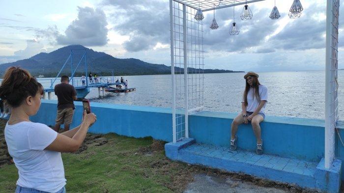 Tj Beach Resort and Water Sport, destinasi wisata baru Sulut yang berlokasi di Desa Talawaan Bajo, Minut.