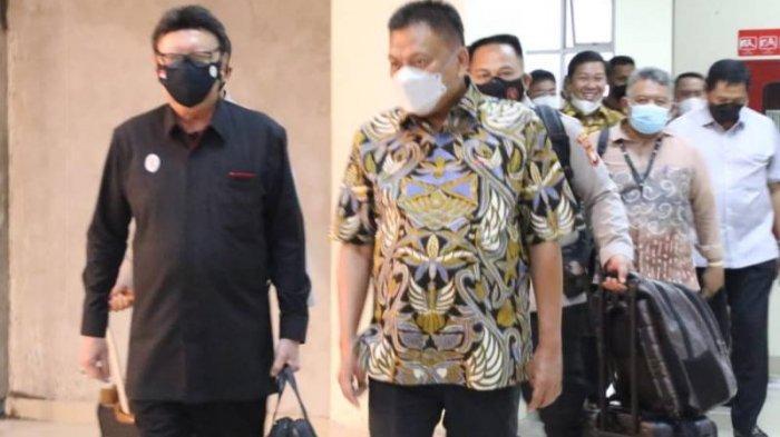 Tjahjo Kumolo Ceramahi PNS Pemprov Sulut, Lanjut Tinjau Samsat Manado