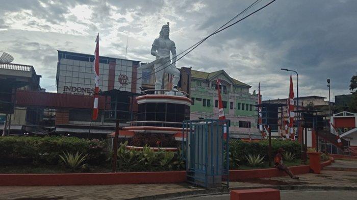 Andrei Angouw Tata Kembali Taman diKota Manado, dari TKB hingga Tugu Pendaratan Batalion Worang