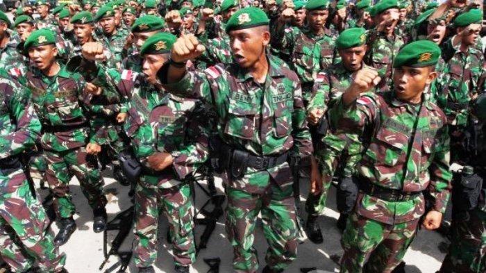 Ini Daftar Kenaikan Gaji TNI AD, AL dan AU Tahun 2019, Tamtama hingga Perwira Tinggi