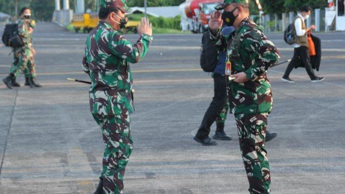 Inilah Tujuan Panglima TNI Datang Ke Sulawesi Utara