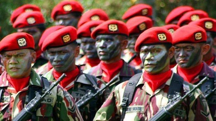 Tiga Nama Tim Intelejen Kopassus Operasi Tim-tim Bentukan Brigjen TNI Yogie ini Bikin Tertawa