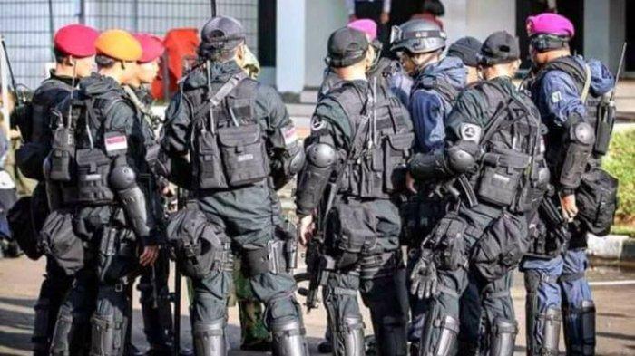 Dijabat Bergantian, Inilah Komandan Koopsusgab TNI untuk Memberantas Teroris