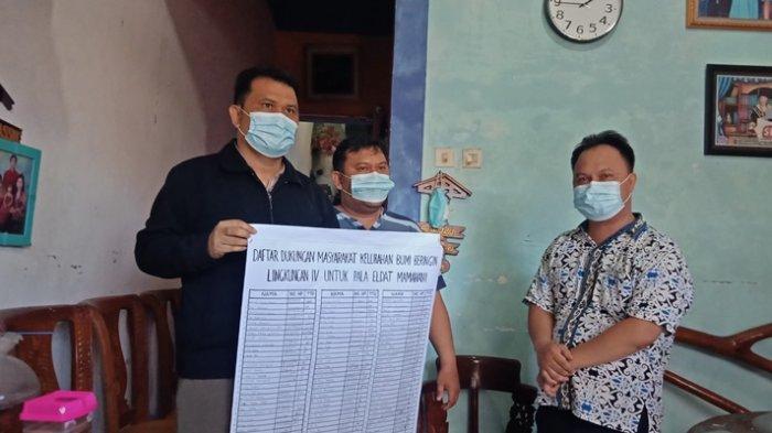 Ingin Pertahankan Pala, Warga Bumi Beringin Lingkungan IV Kirim Surat ke Wali Kota Manado