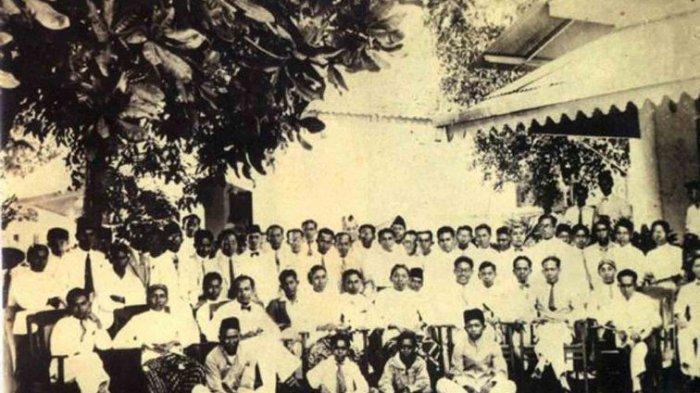 Inilah 13 Tokoh Pemuda Pencetus Kongres 28 Oktober 1928 Hari Sumpah Pemuda, Begini Makna Teks-nya