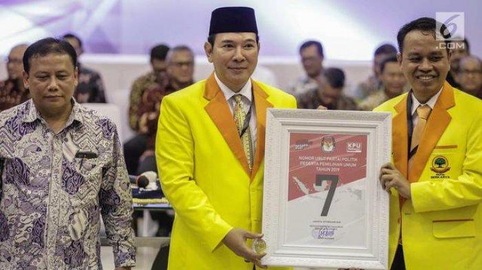 Partai Berkarya: Tommy Soeharto Tidak Ada Sangkut Paut dengan Yayasan Supersemar