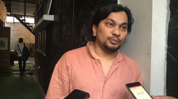 Tompi saat ditemui di klinik kecantikan di Pakubuwono, Jakarta Selatan, Rabu (3/10/2018).