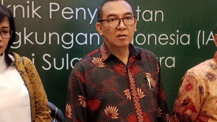 Torang Kanal Yopie Sigar Ketua IATPI Sulut - Pembangun Harus Berwawasan Lingkungan